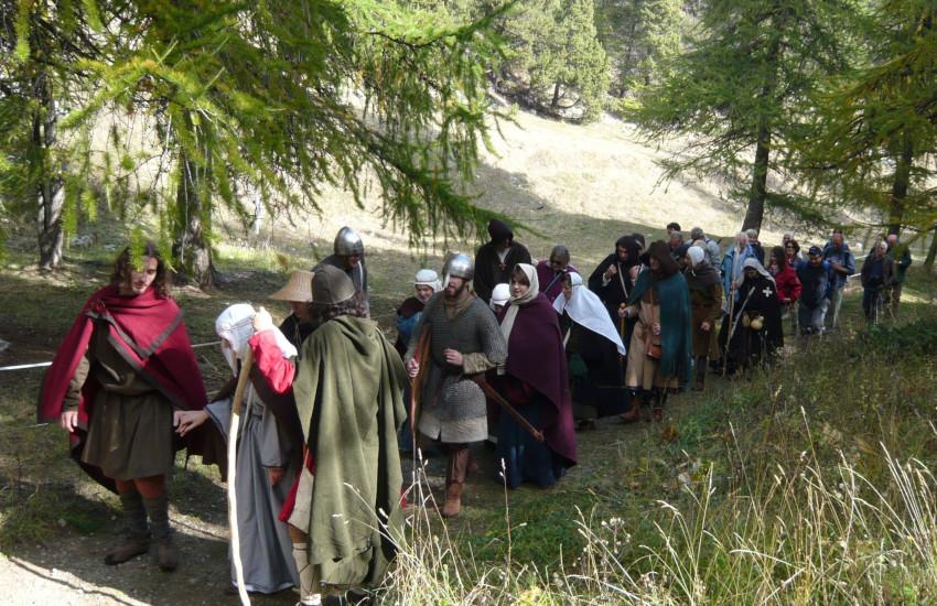 Via dei Pellegrini: valorizzazione del percorso tra Avigliana e Rivoli