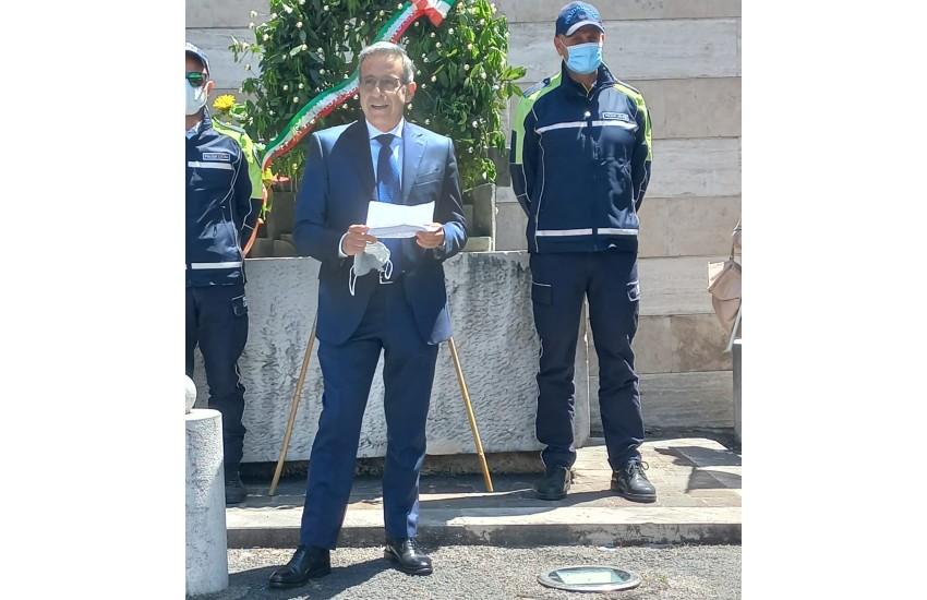 Sezze, questa mattina le celebrazioni per il 45° anniversario della morte di Luigi Di Rosa