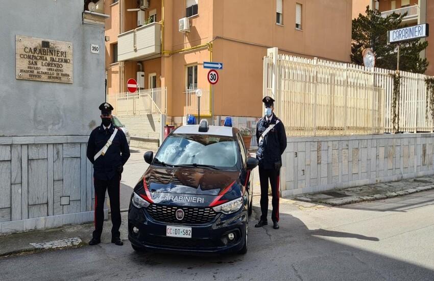 Palermo – Tentata estorsione per tre imprenditori, arrestato un sessantottenne