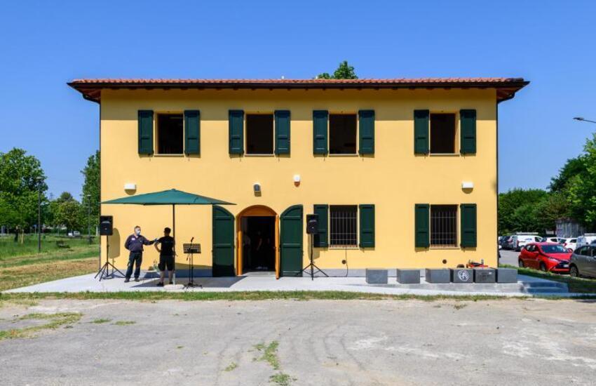 Casa Gialla al Pilastro: un nuovo centro di produzione culturale per i giovani