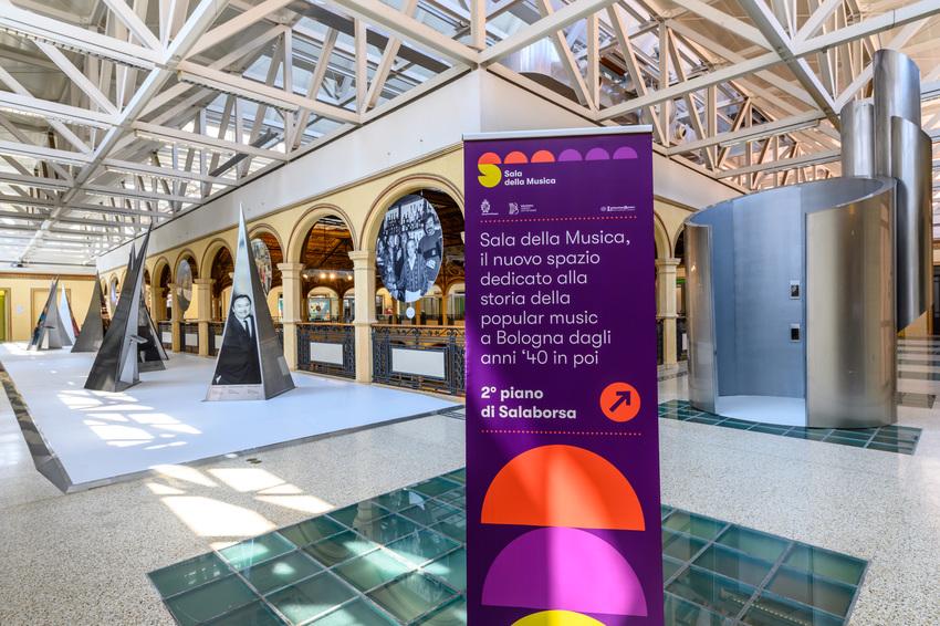 Il primo percorso espositivo permanente in Italia dedicato alla storia della popular music di una città