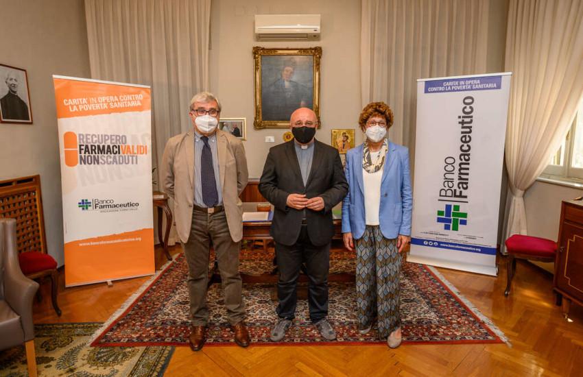 Torino, recupero farmaci validi con Cottolengo e Banco Farmaceutico
