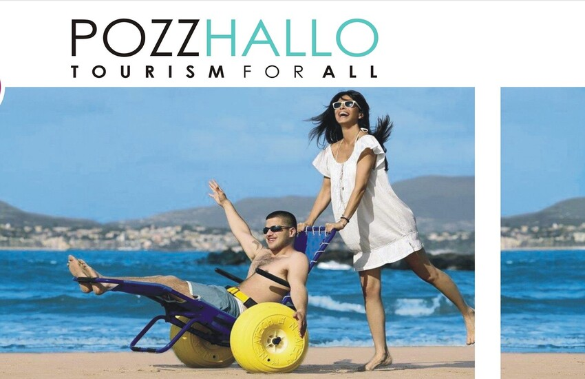 """""""Pozzhallo – Tourism for all"""": consegnate sedie jobs ai lidi balneari, per un mare accessibile a tutti"""