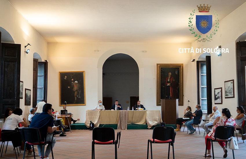 """Consiglio Comunale in seduta aperta: Ospedale """"Agostino Landolfi"""" Solofra il 10"""