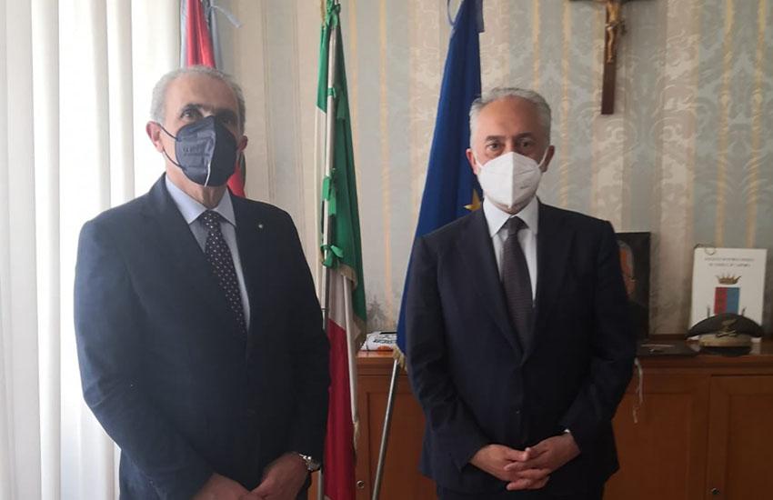 Nuove nomine al Comune di Caserta mentre cambia anche il vicesindaco