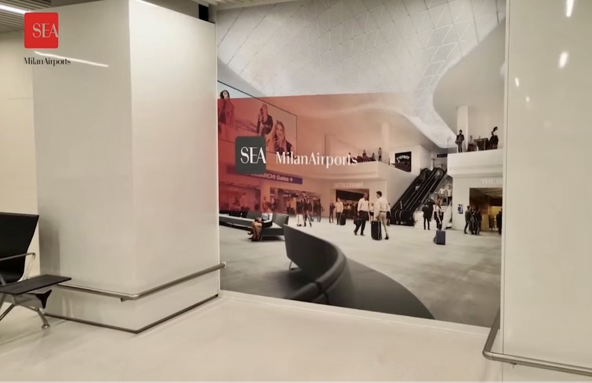 Milano, ecco il nuovo Linate: tecnologia, design e sicurezza – Video