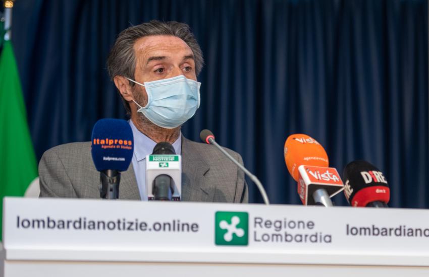 Lombardia: Fontana, 'Rischiamo di sospendere campagna vaccinale'