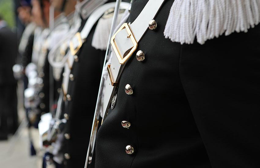 I Carabinieri di Parma hanno un nuovo comandante, è Marco Di Caprio