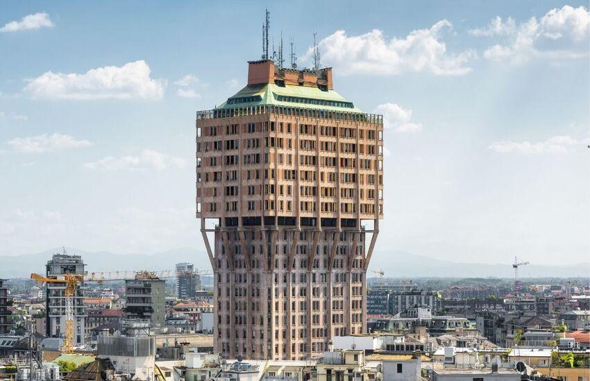 Milano: Concerto su Torre Velasca per celebrare restauro