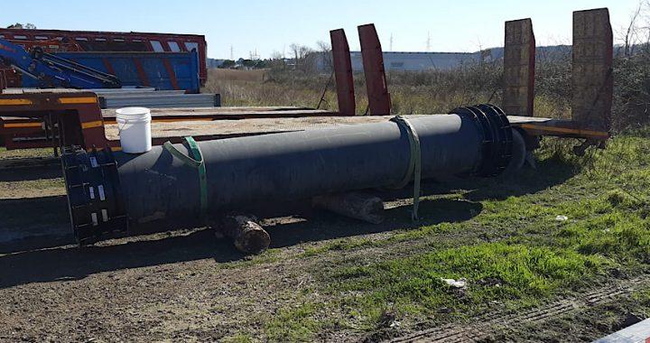 AGGIORNAMENTO: lavori per rottura tubazione Asa