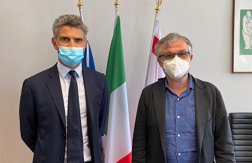 """Ferrari e Palombi: """"Abbiamo finalmente incontrato l'assessore regionale Bezzini"""""""