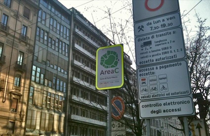 Milano: Da mercoledì 9 giugno riattivate Area B, Area C e sosta regolamentata