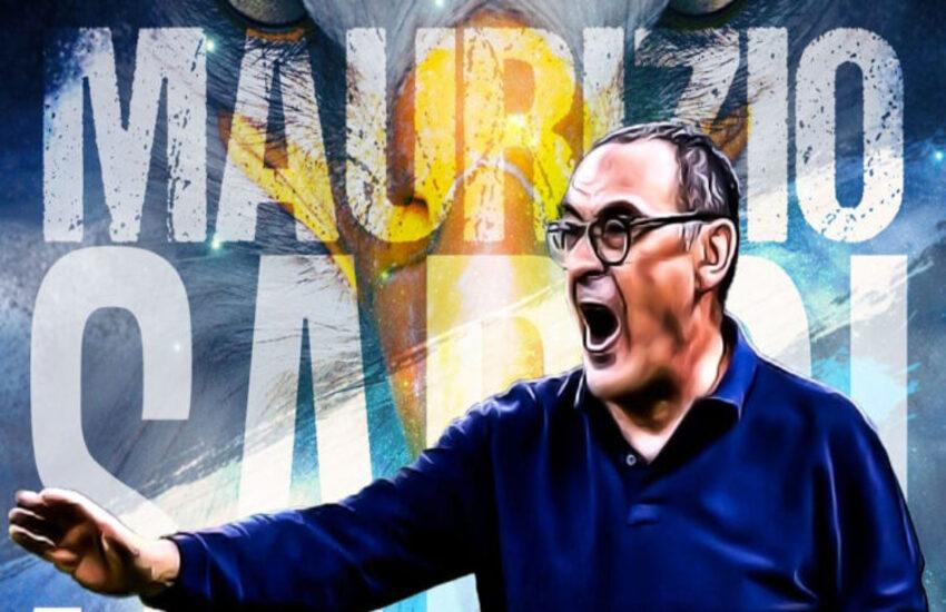 Serie A: Ufficiale, Sarri nuovo allenatore della Lazio