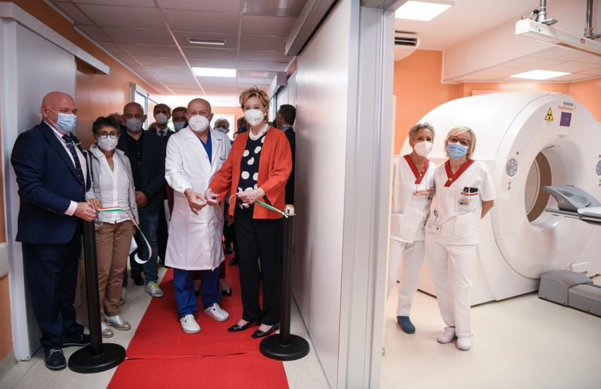Letizia Moratti: In Lombardia centro nazionale malattie infettive