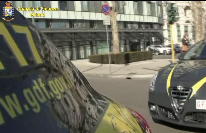 Milano: Frode fiscale, sequestrati oltre 20 milioni di euro a Dhl