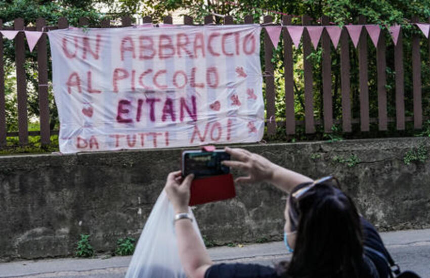 "Mottarone, faida per affido di Eitan, zia materna: ""è in ostaggio, torni in Israele"""