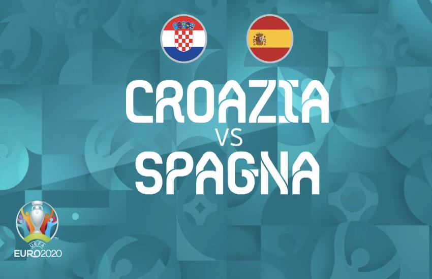 Euro 2020: Croazia-Spagna 3-5, la sintesi del match