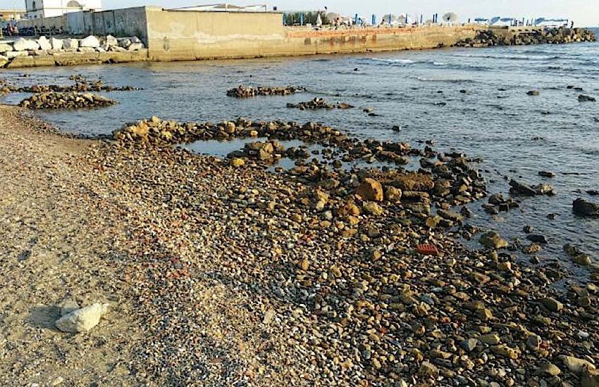 Spiaggia del Sale: da lunedì 7 giugno i lavori di manutenzione ordinaria
