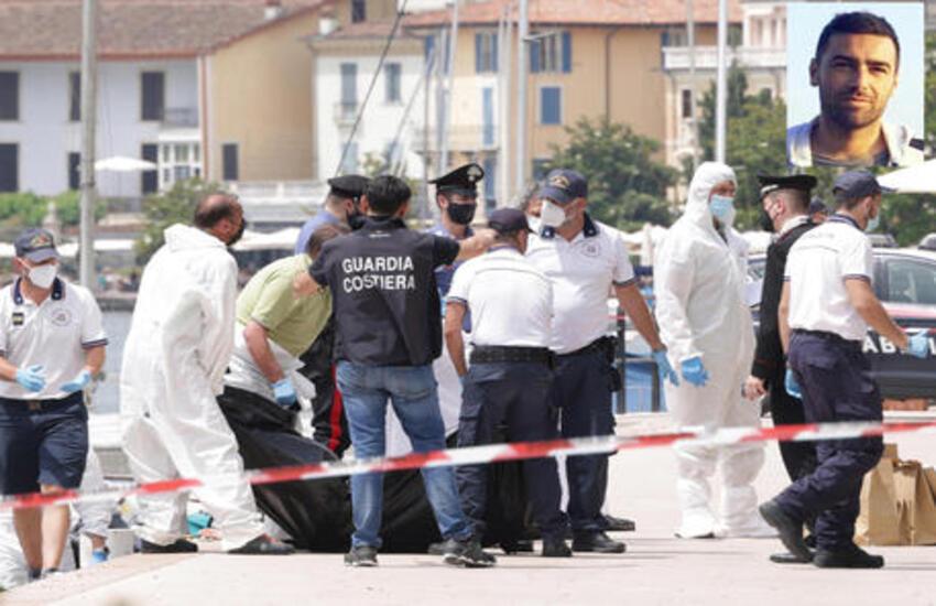 Coppia in barca travolta e uccisa sul lago di Garda. Indagati due tedeschi