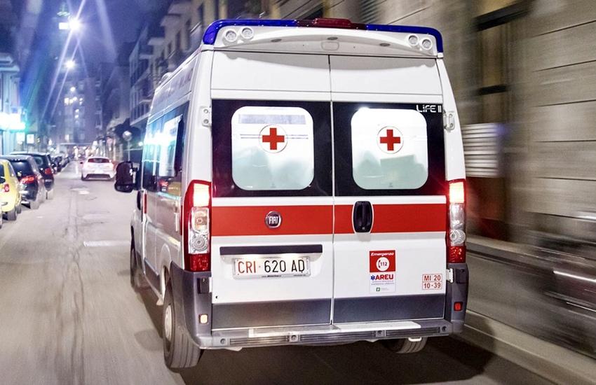 Milano: Precipita da balcone, ricoverata in condizioni gravi