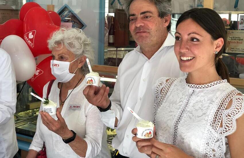 Donazione di sangue: A Firenze arriva il 'gelato del donatore'