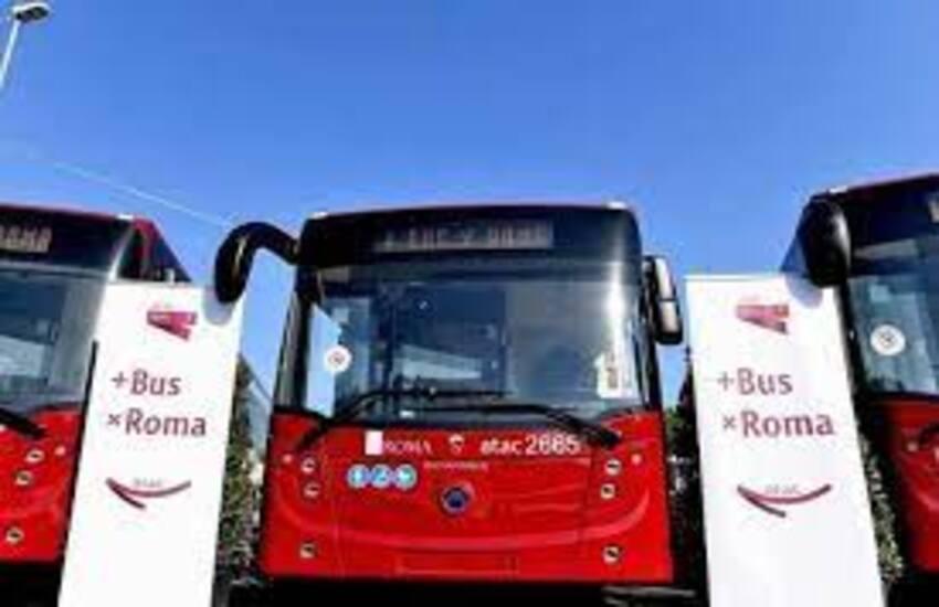 BusXRoma. Campidoglio, in servizio altri 60 nuovi bus fra cui 30 ibridi