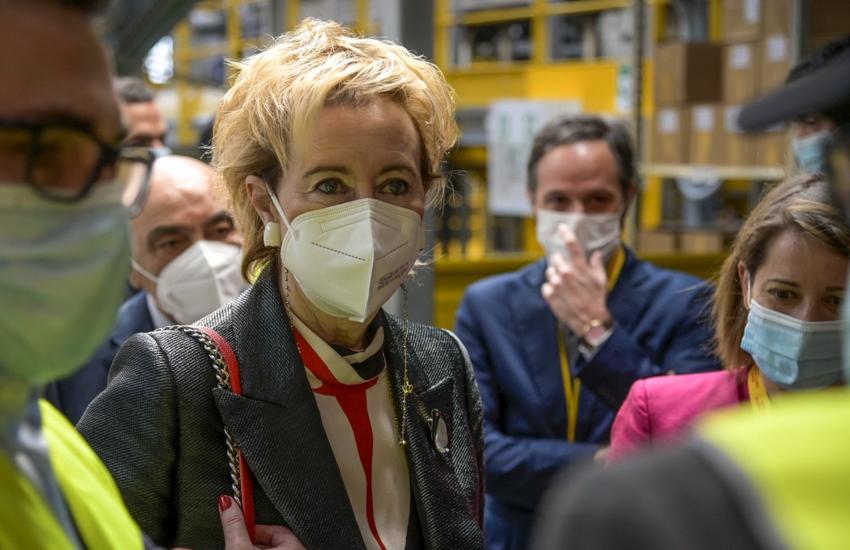 Covid: Moratti, 'Lombardia sarà prima regione a raggiungere immunità'