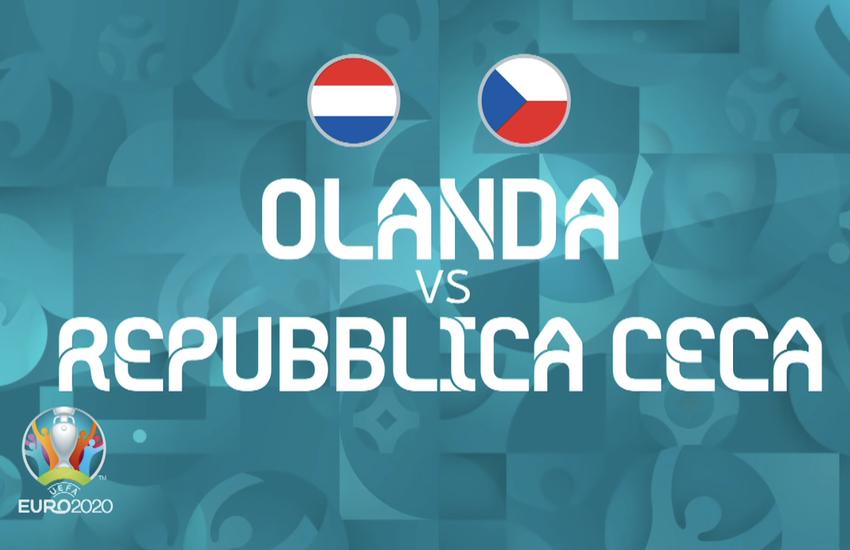 Euro 2020: Olanda-Repubblica Ceca 0-2, sintesi del match