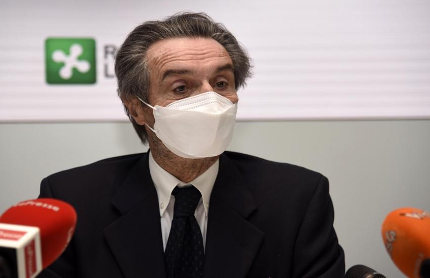 Lombardia: Fontana, 'Ora che siamo in zona bianca, evitiamo rischi'