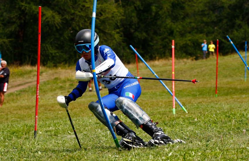 Torino, sci d'erba: nel weekend prima gara nazionale in città