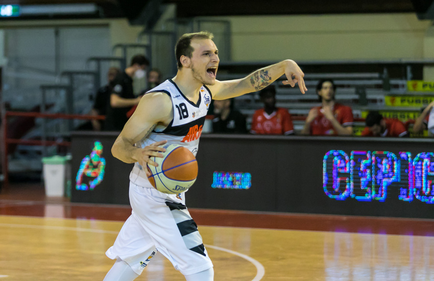 Basket,sconfitta all'ultimo tiro per l'Atlante Eurobasket Roma