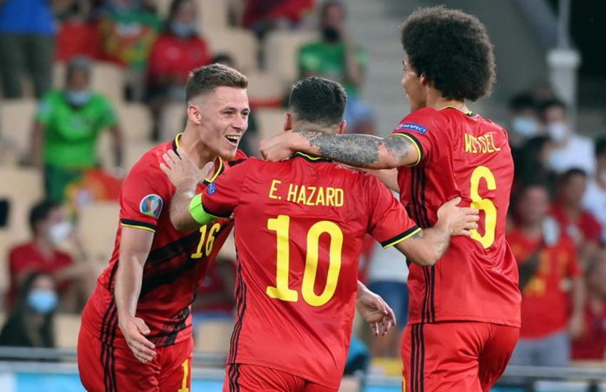 Euro 2020: Portogallo ko, sarà Belgio-Italia ai quarti