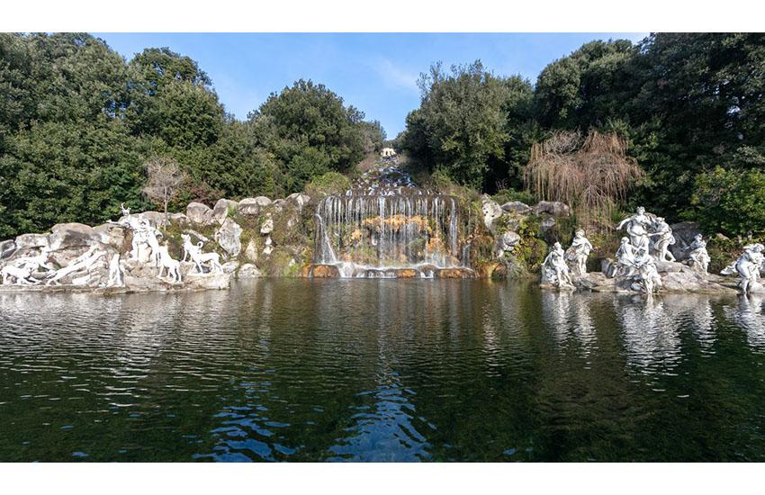 Soroptimist e Reggia di Caserta, 40mila euro per restaurare la Fontana di Diana e Atteone