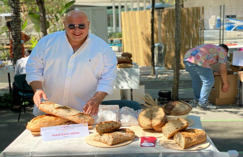 Miglior pane d'Italia? Secondo il Gambero Rosso è anche a Messina ed è quello di Francesco Arena