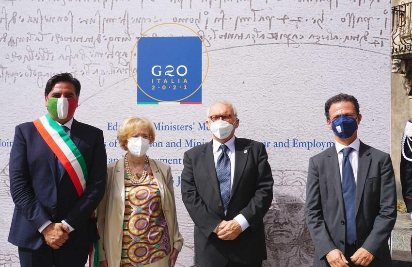 """G20 Catania, il sindaco Pogliese: """"Un valore particolare che si svolga in una città del Sud"""""""