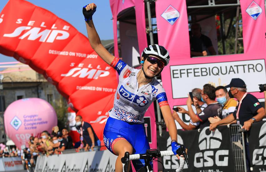 Ciclismo, Giro d'Italia Donne nel Cuneese: dall'1 al 3 luglio tanti eventi