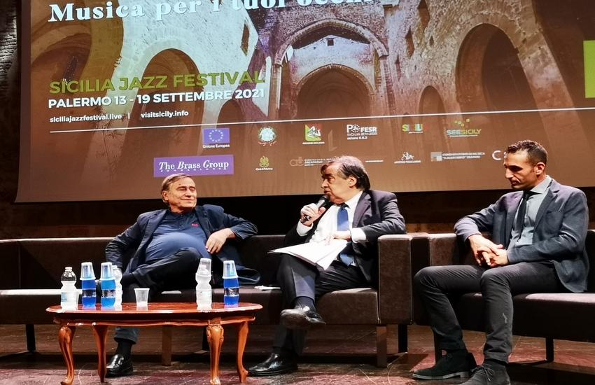 Spettacolo – Presentata a Palermo la prima edizione del Sicilia Jazz Festival