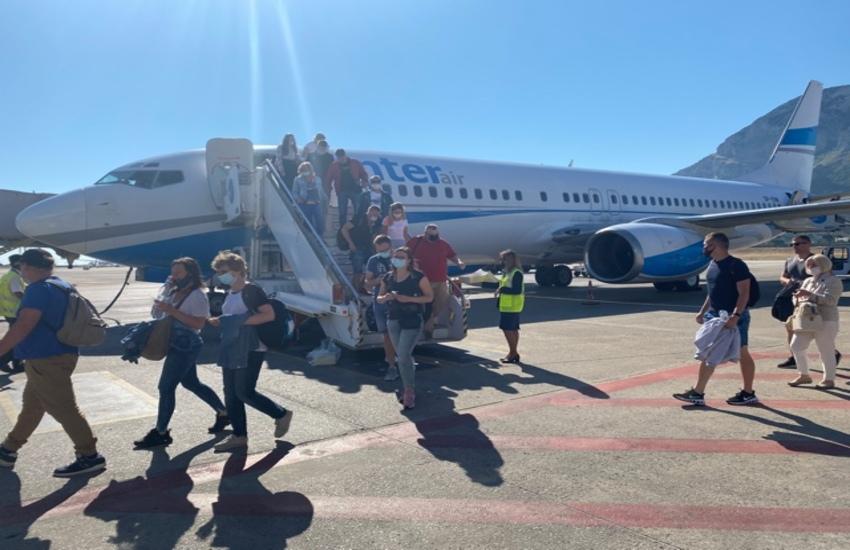 Turismo – La Polonia sceglie la Sicilia per l'estate, 250 sbarcati oggi a Palermo