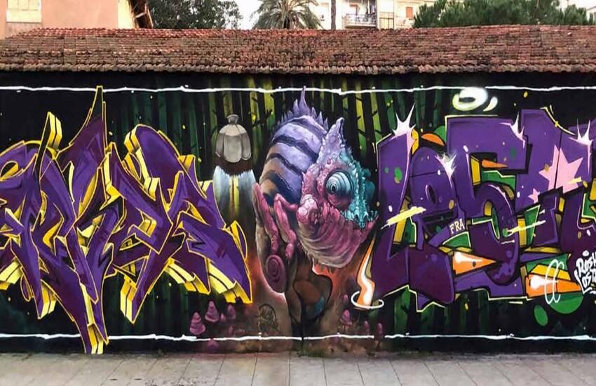 Street art – Palermo presenta il suo catalogo su graffiti e public art in città