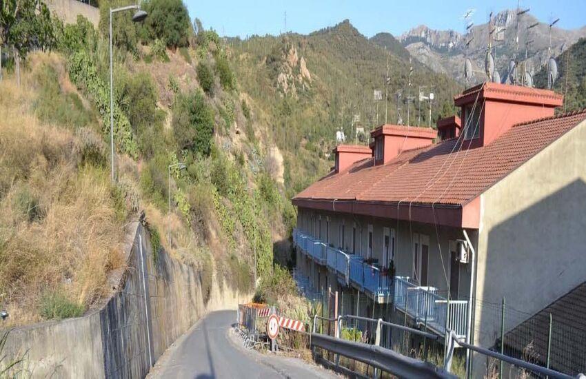 Dissesto idrogeologico – A Lascari si consolida il versante di via Europa unita