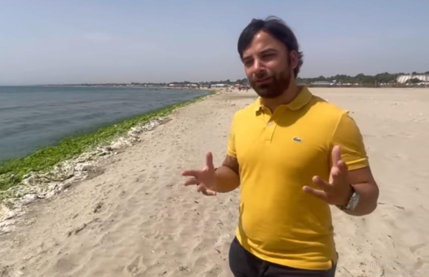 [VIDEO] Playa, sversamenti in mare: il M5S porterà il caso in Parlamento con un'interrogazione