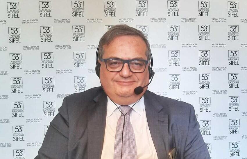 Catania, il prof. Luigi Maiolino eletto presidente della Società Italiana di Foniatria e Logopedia