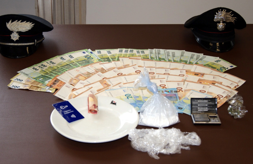 Novi Ligure, nascondeva cocaina in una pentola: arrestato spacciatore marocchino