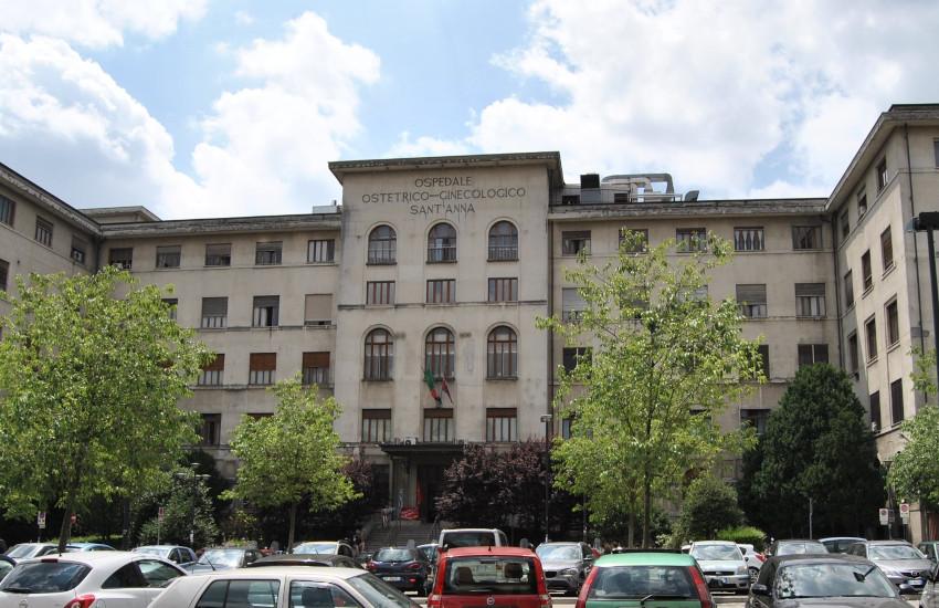 Torino, 2 Family Room alla neonatologia del Sant'Anna (FOTO)