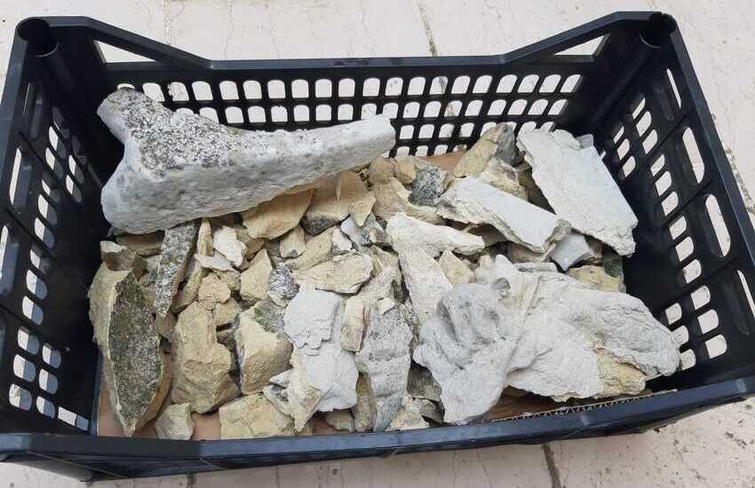 Fulmine sulla statua di Sant'Oronzo di Porta Rudiae, si valuta intervento d'urgenza