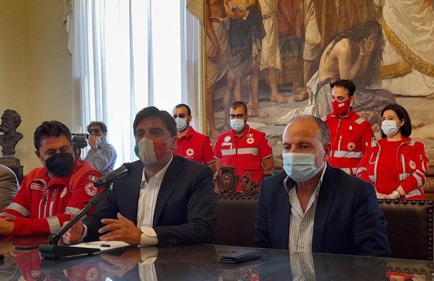 """Croce Rossa, assistenza ai fragili. A Catania via al progetto """"Salute: diritto di tutti"""""""