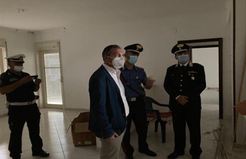 """""""Messaggi inquietanti all'Amministrazione di Quarto, ma noi andiamo avanti""""- la denuncia del sindaco Sabino"""