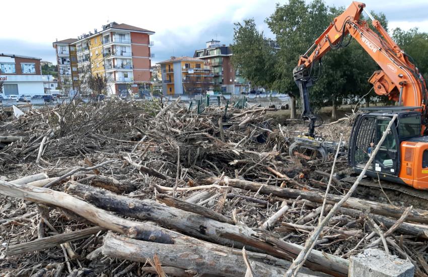 Piemonte, alluvione ottobre 2020: via al piano da 74 milioni di ristori