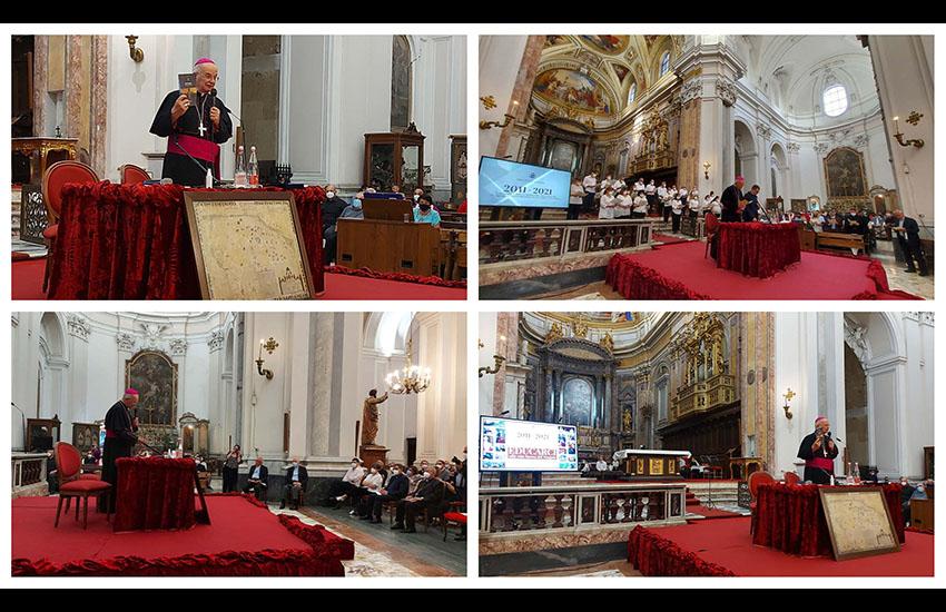 I 10 anni di Ministero Episcopale del Vescovo Angelo Spinillo ad Aversa