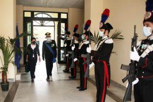Celebrato ieri il 207° anniversario della fondazione dell'Arma dei Carabinieri